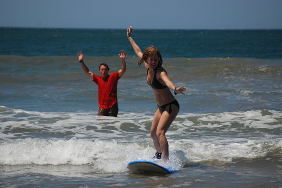 Point Break Surf School: Costa Rica surf lessons