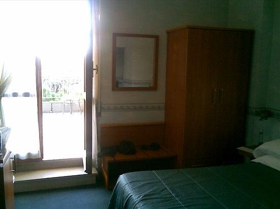 Orcagna Hotel: Il Cielo' chambre 51, 5 ème étage