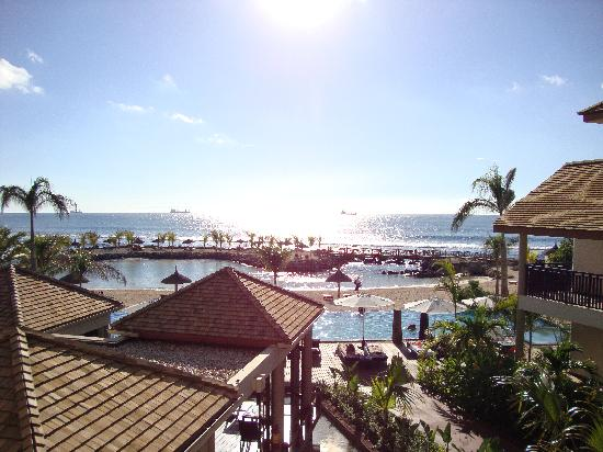 InterContinental Resort Mauritius: View from the lobby