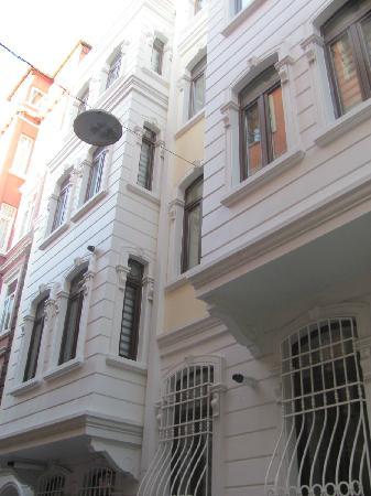 Bianco Residence Taksim: buildings