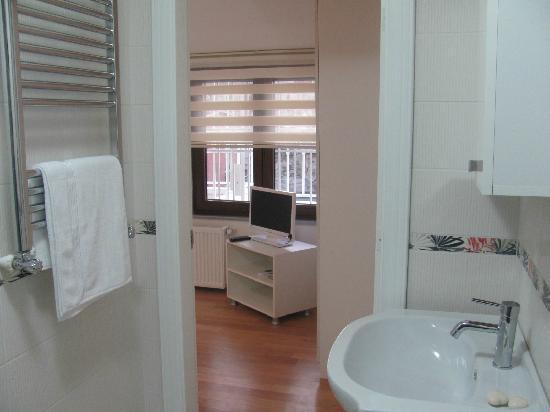 Bianco Residence Taksim: bathroom
