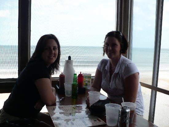 High Tides at Snack Jack: The view, the food, the service, always over the top!