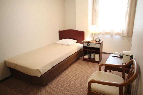 Yasu City Hotel: ダブルルーム