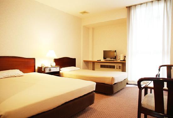 Yasu City Hotel: シングルルーム