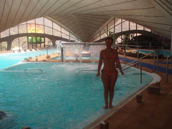 Gloria Palace San Agustín Thalasso & Hotel: la piscina puesta en forma