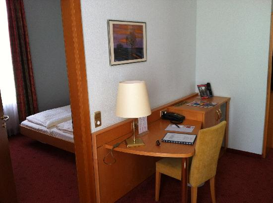 Eazires Parkhotel Prinz Carl: Wohnraum