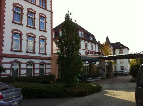 Eazires Parkhotel Prinz Carl: Eingangsbereich