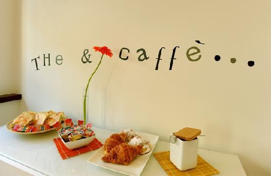 Honey Rooms: colazione