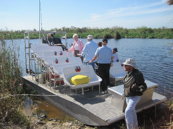 Loxahatchee Everglades Airboat Tour