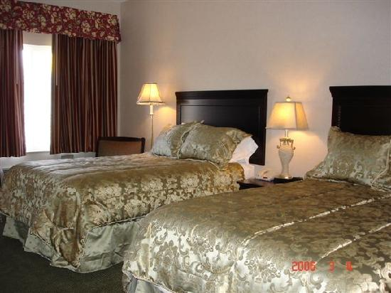 Cocca's Inns & Suites Albany Airport: Interior Double Room
