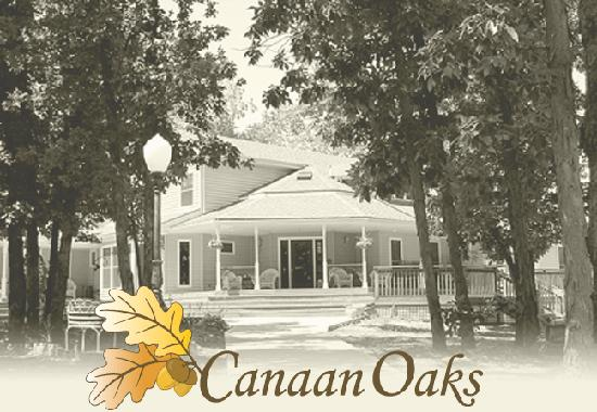 Canaan Oaks Bed & Breakfast: Canaan Oaks