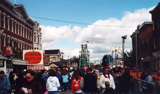 Circleville pumpkin festival
