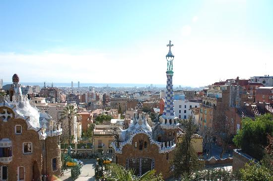 3 Tage in Barcelona