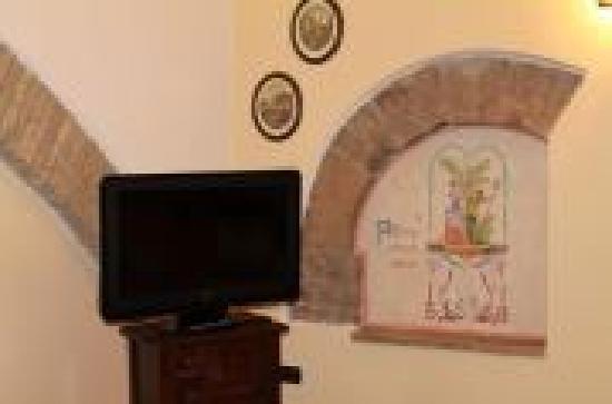 Hotel Lieto Soggiorno: quaint touches