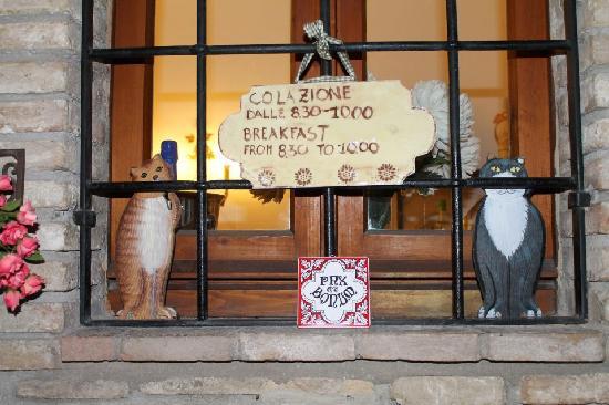 Hotel Lieto Soggiorno: more quaint touches