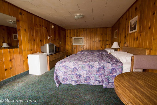 Robbers Roost Motel: Double Queen Room
