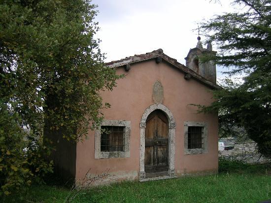 Province of Ascoli Piceno, Italia: Antica Pieve dè Rosati del XVI sec. Maltignano Picenoshire