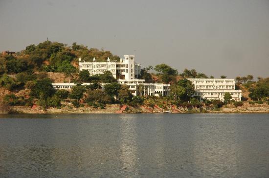 Jaisamand Island Resort Udaipur Rajasthan