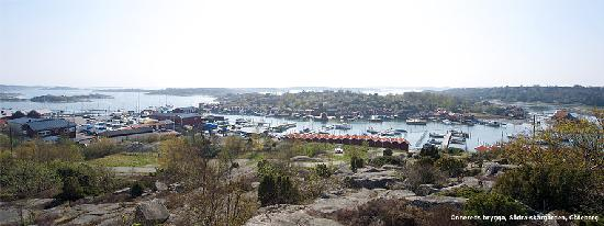 Southern Goteborg Archipelago: Best possible site