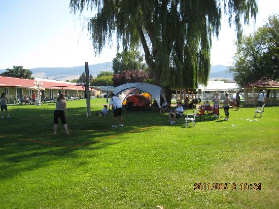 Okanagan Seasons Resort: Family Reunions