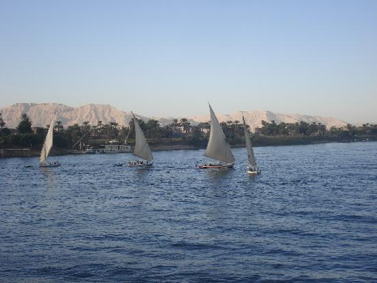 Nile River: you will not feel bored from the views