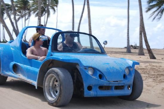 Bavaro, Dominicaanse Republiek: Fun Buggy, Macao,Punta Cana