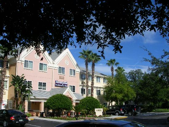 Extended Stay America - Orlando - Lake Mary - 1040 Greenwood Blvd: Exterior view of hotel