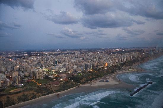 Israel Helicopter Tours: Haifa Coastline