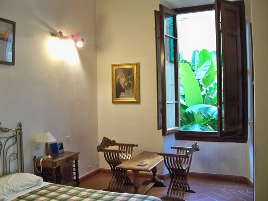 One of our rooms - Picture of Soggiorno Panerai, Florence - TripAdvisor
