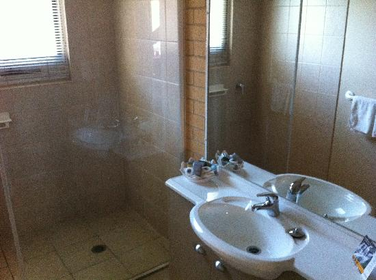 Comfort Inn & Suites Georgian: Bathroom
