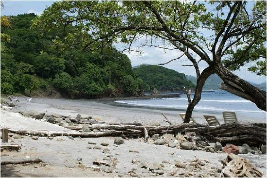 Villas Jinesta: Playa pan de azucar