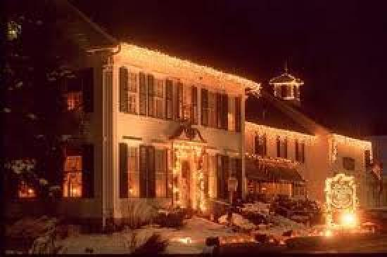 Beal House Inn: Christmas past....