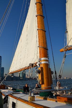 Classic Harbor Line: Auf 'm Boot