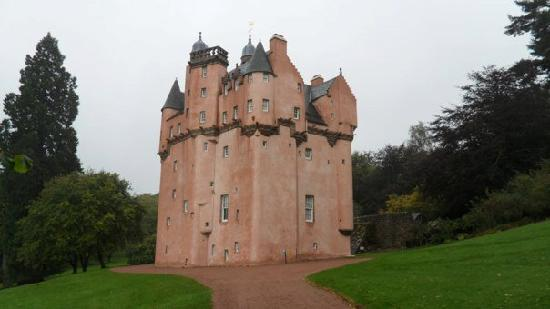 Things To Do in Craigievar Castle, Restaurants in Craigievar Castle