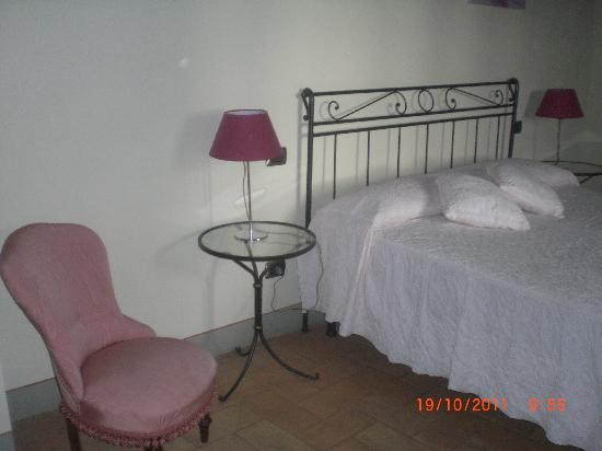 Antico Borgo Ponte allo Spino : A confortável Suíte Rosa