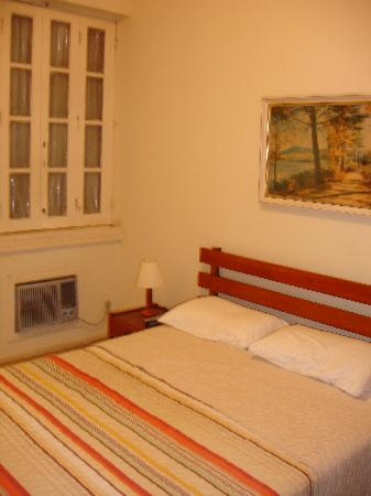 Augusto´s Paysandú Hotel: Quarto Standard Duplo