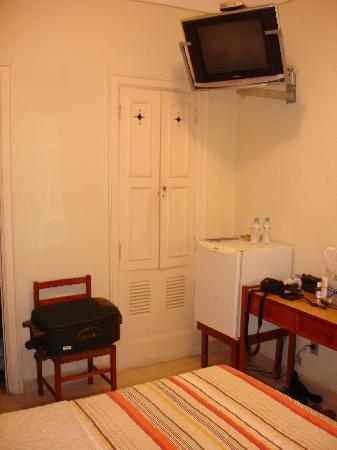 "Augusto""s Paysandu Hotel: Quarto Standard Duplo"