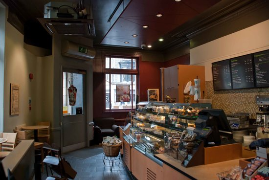 Starbucks Lothian Road