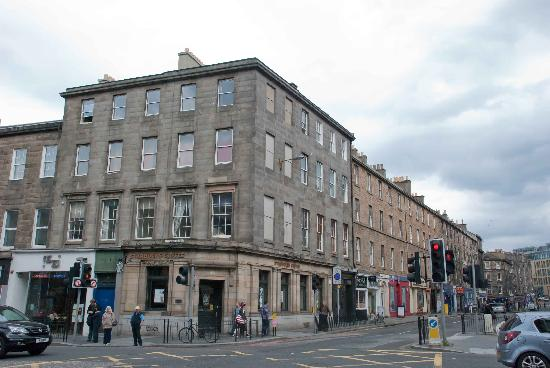 Restaurants Lothian Road Edinburgh