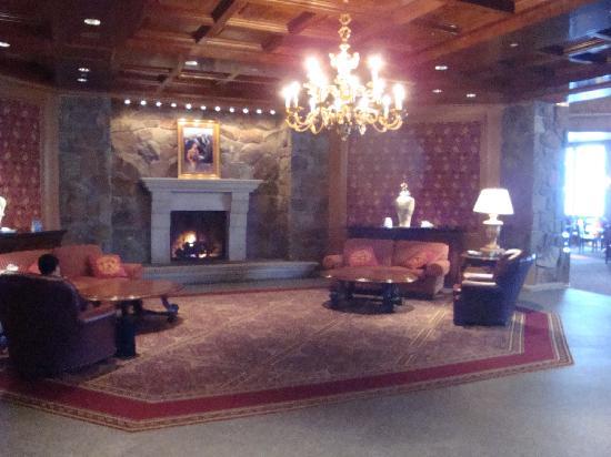 Huntsville, UT: Lobby, Main Lodge