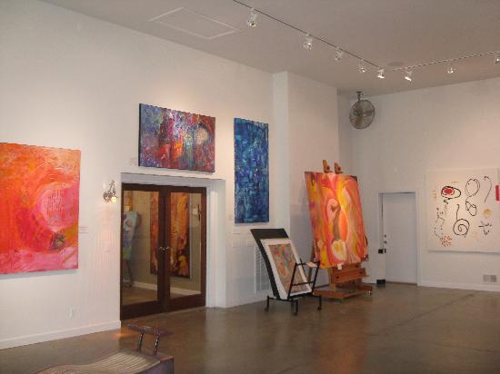 DM Weil Gallery: More Paintings