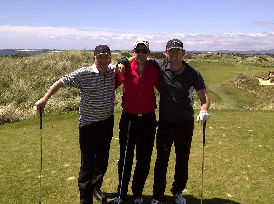 Barnbougle Lost Farm: great golf,great course!