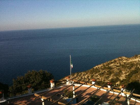 Hotel Punto Azzurro: panorama