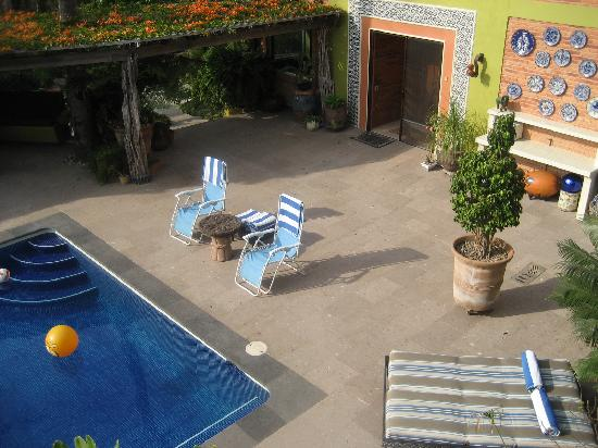 Hacienda de la Costa: Pool
