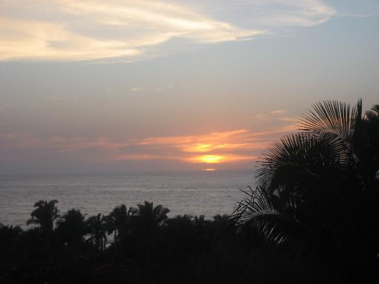 Hacienda de la Costa: Sunset
