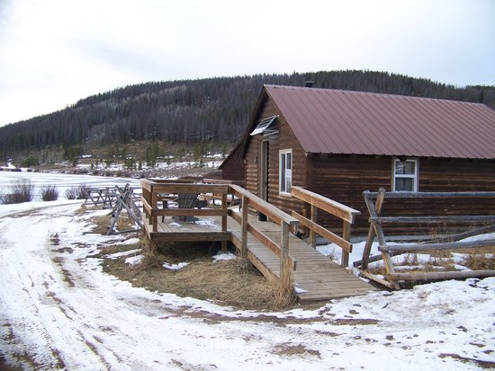Walden, CO: Cabin #6