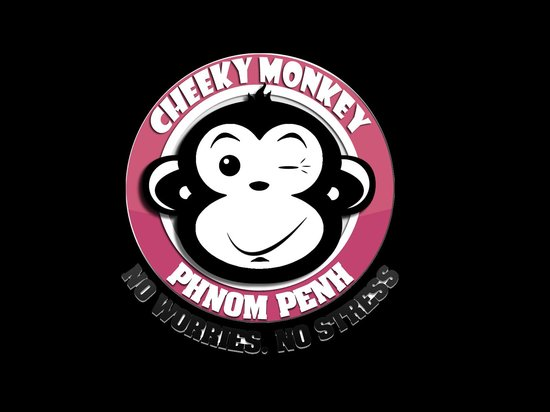 The Cheeky Monkey Homestay: Our logo