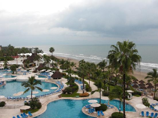 Hard Rock Hotel Vallarta: room view