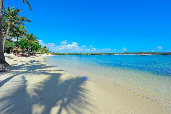Constance Prince Maurice: Constance le Prince Maurice - Beach View