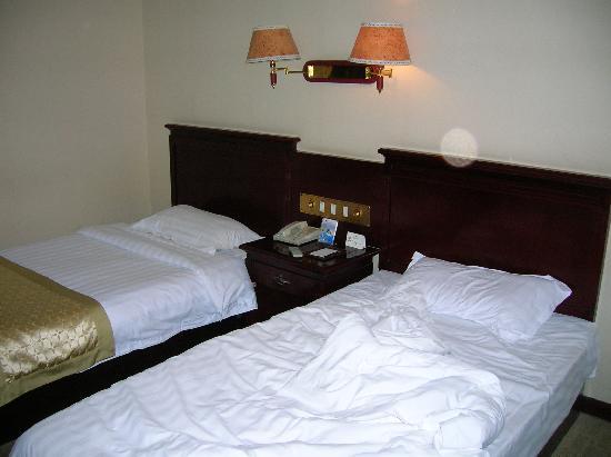 Empress Hotel : beeld kamer 1